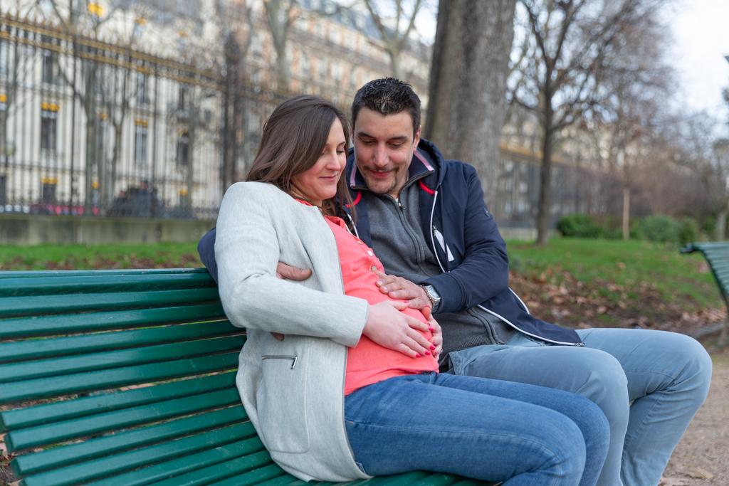 comment se passe une séance grossesse