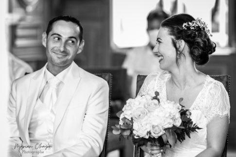 un couple se marie a la mairie de monaco