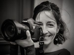 Portrait Myriam Ohayon Photographe pour On pose pour le rose