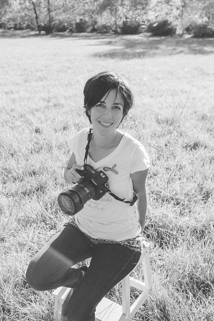 portrait de Myriam Ohayon Photographe