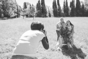 Myriam Ohayon Photographe lors de l'édition 2020 d'On pose pour le rose